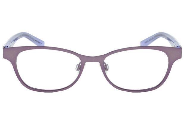 30ac89850 Óculos de Grau Lilica Ripilica VLR059 C1/47 Roxo - Óptica - Magazine ...