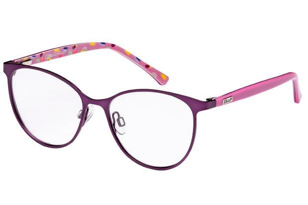 31e17b632fbc8 Óculos de Grau Lilica Ripilica VLR082 C2 48 Roxo Rosa - Óptica ...