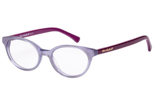 0d3569dd8 Óculos de Grau Lilica Ripilica VLR085 C4/45 Lilás/Roxo - Óptica ...