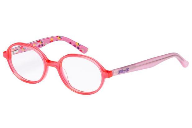 Óculos de Grau Lilica Ripilica VLR087 C2 44 Vermelho Lilás - Óptica ... 9ac4040aba