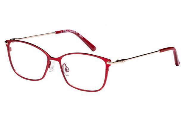 Óculos de Grau Lilica Ripilica VLR092 C1 50 Vermelho - Óptica ... 0d25dcec48