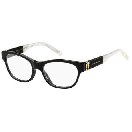 02e324abc1469 Óculos de Grau Marc Jacobs 251 807 - Óptica - Magazine Luiza