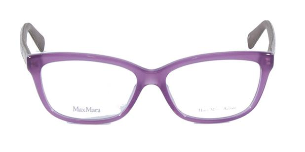 Óculos de Grau MaxMara 1198 Lilás - Max mara - Óptica - Magazine Luiza 583ae49568