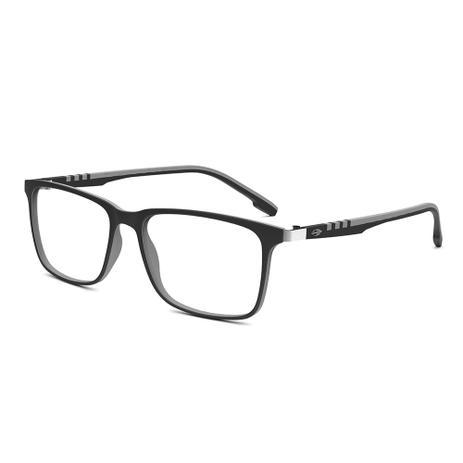 Imagem de Óculos de grau Mormaii argel 2 preto parede azul fosco