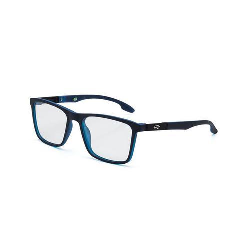 Imagem de Óculos de Grau Mormaii ASANA M6053 G31 52 Azul Lente  Tam 52