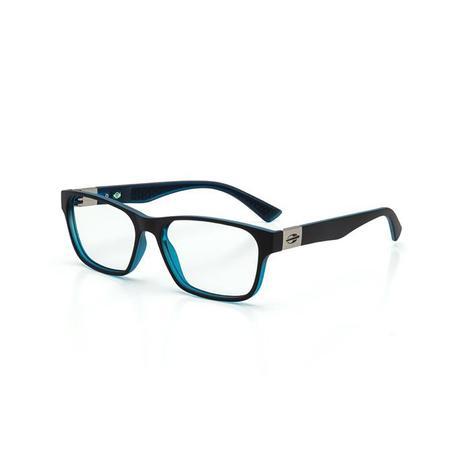 Imagem de Óculos de Grau Mormaii DHAKA M6069 ABR 54 Preto Lente  Tam 53