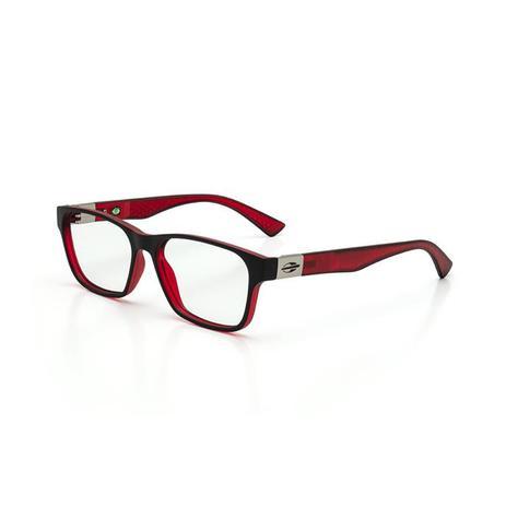 Imagem de Óculos de Grau Mormaii DHAKA M6069 AFT 54 Preto Lente  Tam 53
