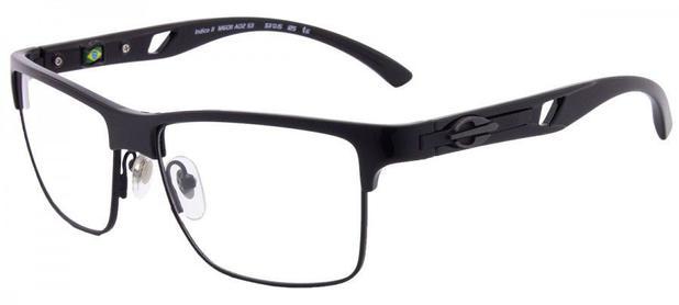 Imagem de Óculos de Grau Mormaii Indico II Preto Brilho M6011A02