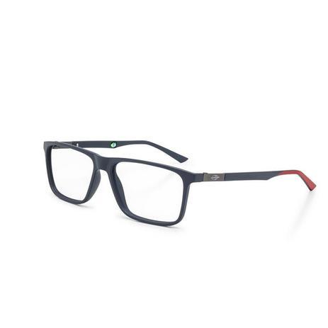 Imagem de Óculos de Grau Mormaii NAVA II M6063 K19 55 Cinza Lente  Tam 56