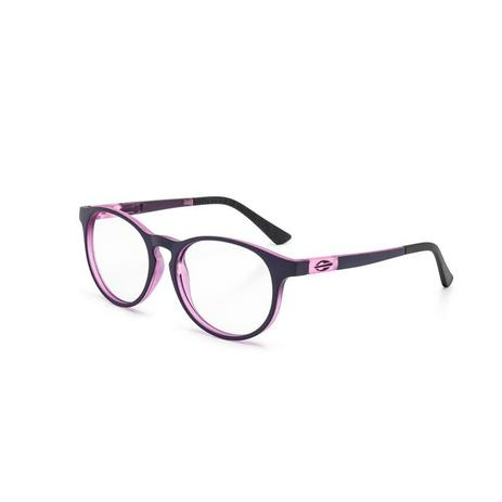 Imagem de Óculos de Grau Mormaii OLLIE NXT M6064 E57 50 Violeta Lente  Tam 53