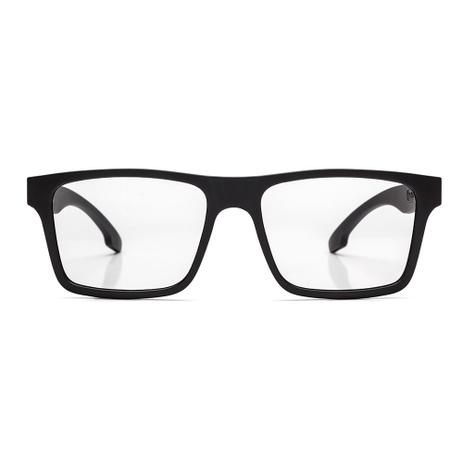 Óculos de grau mormaii rx swap clip on preto fosco preto - Óptica ... aca9aead30
