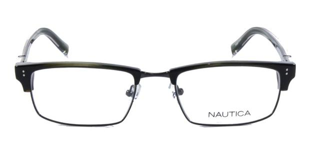 de01341b71549 Óculos de Grau Nautica N8068 Preto - Óptica - Magazine Luiza