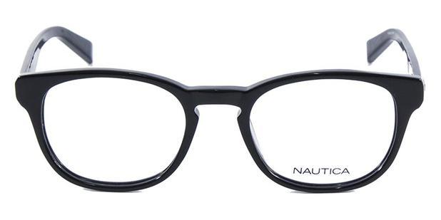 31385597d87ee Óculos de Grau Nautica N8107 Preto - Óptica - Magazine Luiza