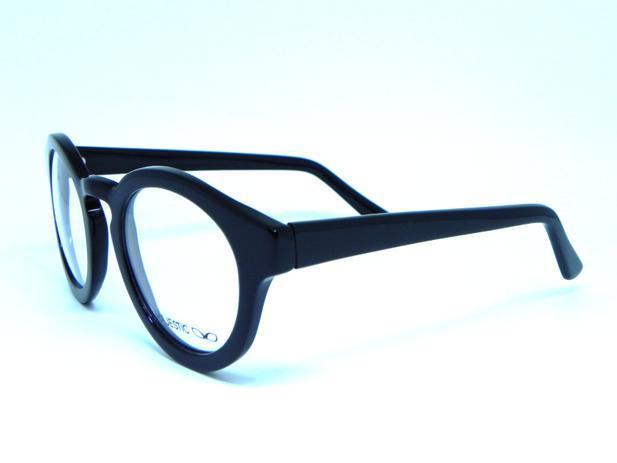 18566b8bd95ee Oculos de grau New York RX Preto - Majestic - private label - Óptica ...