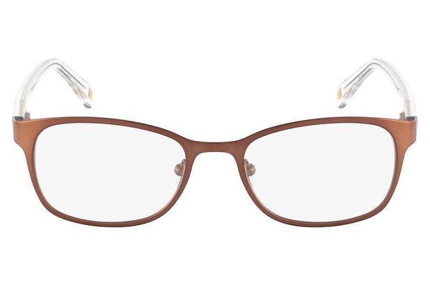 587795dba08d1 Óculos de Grau Nine West NW1046 210 50 Marrom - Óculos de grau ...