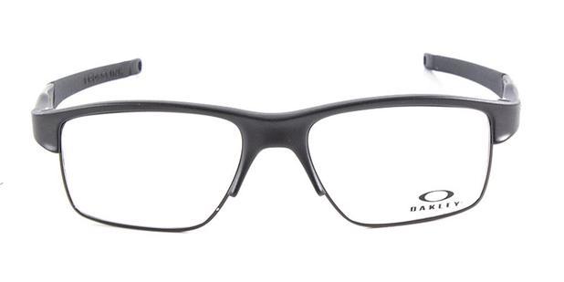 057ef77e2 Óculos de Grau Oakley Crosslink Switch OX3128 Preto Lente Tam 55 ...