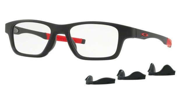85a3d80a8 Óculos De Grau Oakley Crosslink Troca Haste OX8117 01 Tam.52 - Oakley  original