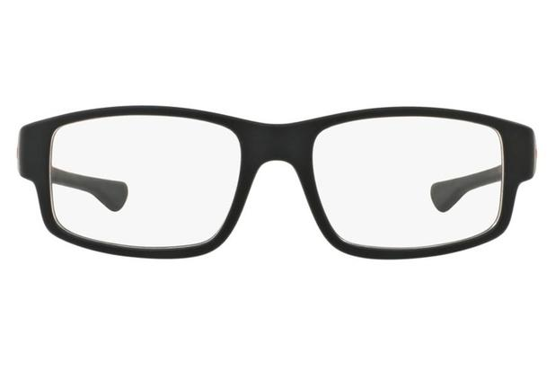 e6aa8dfdd Óculos de Grau Oakley Frame Traildrop OX8104 810401/54 Preto ...