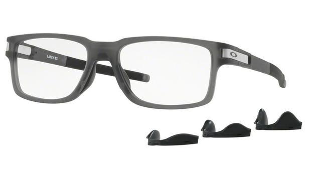 dce0d775b Óculos De Grau Oakley Latch Ex OX8115 02 Tam.54 - Oakley original ...