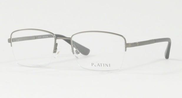 a7af5d3e8c2c4 Óculos de Grau Platini Masculino Metal P91160 Tam.52 - Óptica ...
