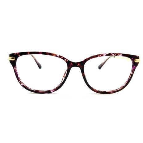 0267969d269f7 Óculos de grau Rafaello RFA016 Acetato c  Alumínio Roxo Preto - Armação