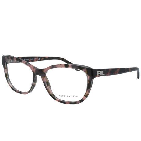 fba570b4c Óculos de Grau Ralph Lauren Feminino RL6170 5655 - Acetato Tartaruga Marrom