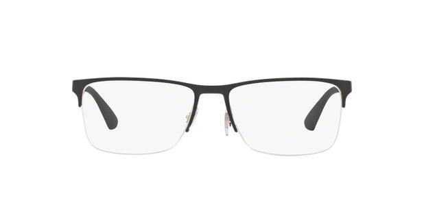 efaa62d9c0fc3 Óculos de Grau Ray Ban Active RB6335 Preto Ouro - Óptica - Magazine ...