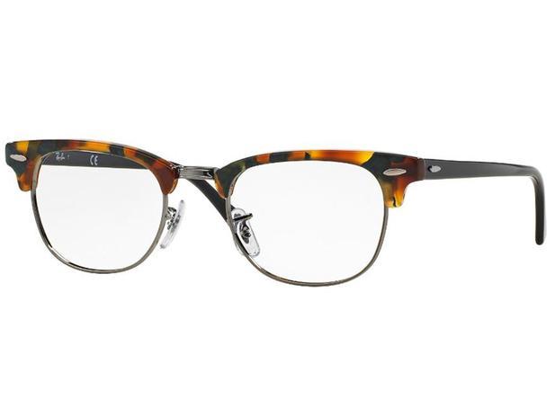 ... store Óculos de grau ray ban clubmaster rb5154 5493 tam.49 ray ban  original 40d37 f2745a216e