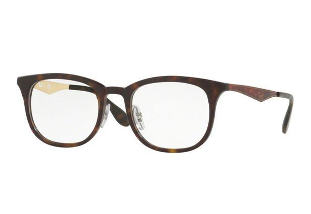 Óculos De Grau Ray Ban Clubmaster RB7112 5683 Tam.53 - Ray ban original bd548874fa