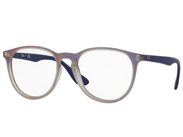 Óculos De Grau Ray Ban Erika RB7046 5486 Tam.53 - Ray ban original ... 41af3fea86
