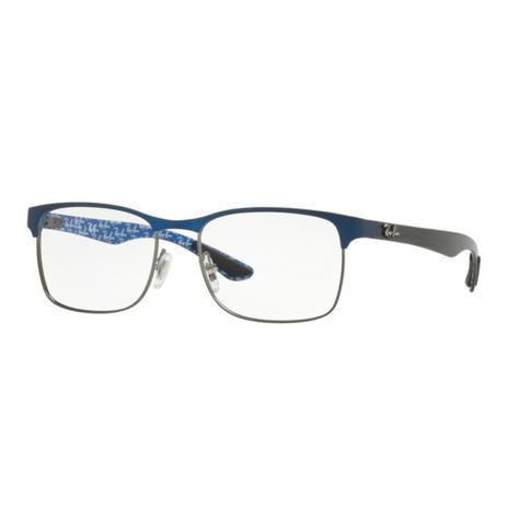 Óculos de Grau Ray Ban Fibra de Carbono RB8416 2914 Tam.55 - Ray ban  original dd94e18545