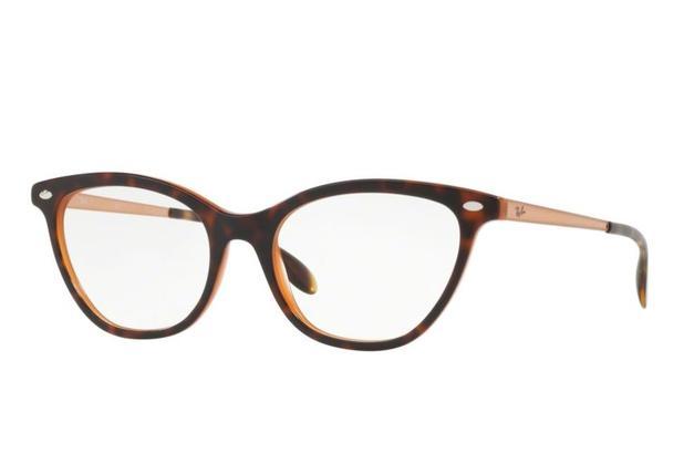 Óculos De Grau Ray Ban Gatinho Tortoise RB5360 5713 Tam. 54 - Ray ban  original c19cbe662c
