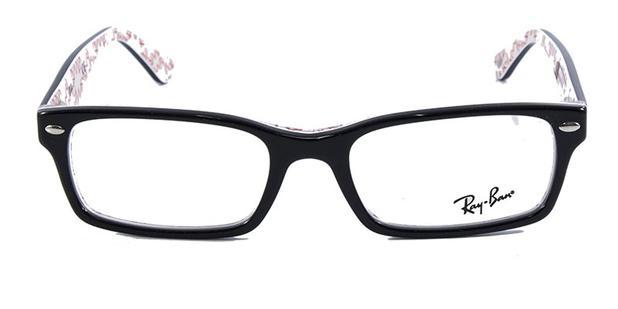93a525d6f21a2 Óculos de Grau Ray Ban Highstreet RB5206 Preto - Ray-ban - Óptica ...