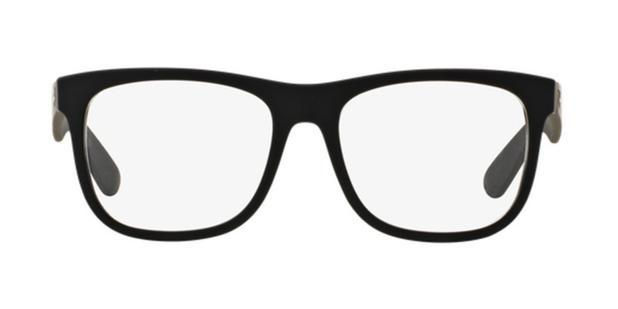 035871db62ef2 Óculos de Grau Ray Ban Justin RB7057 Ennio Preto - Óptica - Magazine ...
