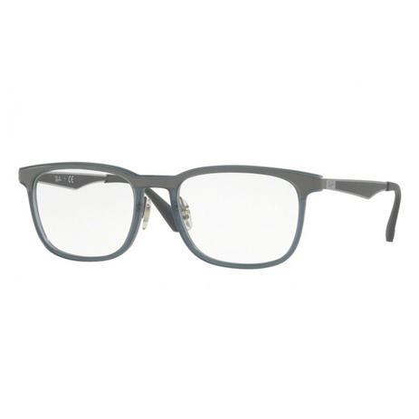 e6eda0ce1 Óculos De Grau Ray Ban Masculino RB7163 5679 Tam.55 - Ray ban original