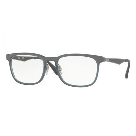 Óculos De Grau Ray Ban Masculino RB7163 5679 Tam.55 - Ray ban original 510c5b6037