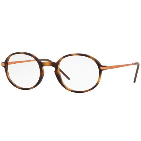 Óculos de Grau Ray Ban RB7153 5365 52 - Armações para Óculos ... f165758262