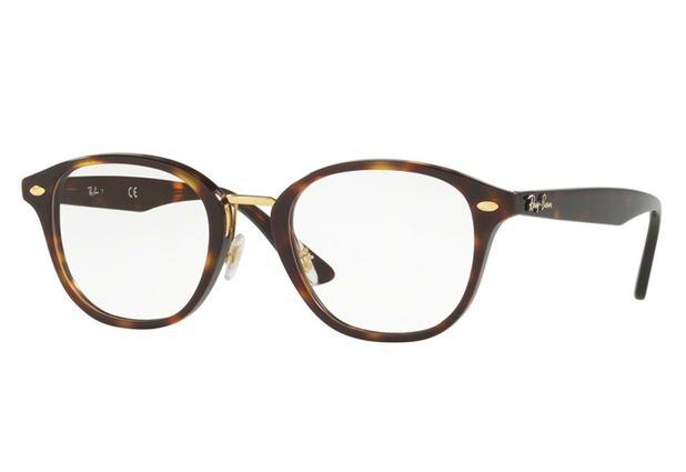 d2c0ea7a5cf0f Óculos de Grau Ray Ban Retrô RB5355 5674 Tam.50 - Ray ban original ...