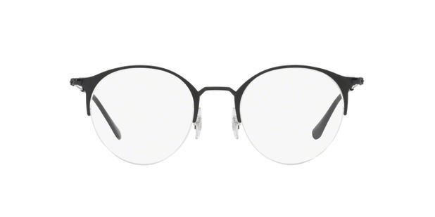 e58d03a98176c Óculos de Grau Ray Ban Round RX3578 2904 Preto Fosco Lente Tam 50 - Ray-ban