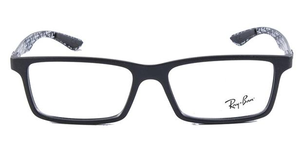 fae06ddff6468 Óculos de Grau Ray Ban Tech RB8901 Cinza - Ray-ban - Óptica ...