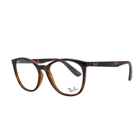226f27d5a0 Óculos de Grau Ray Ban Unissex RB7161L 5894 - Acetato Tartaruga Marrom