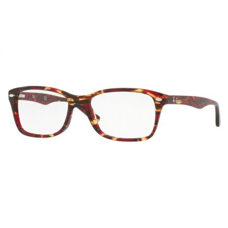 655a592e3b3ca Óculos de Grau Ray Ban Wayfarer RB5228 5710 Tam.53 - Ray ban original
