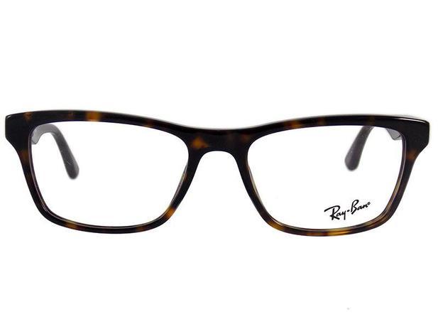 bb3588243 Óculos De Grau Ray Ban Wayfarer RB5279 2012 Tam.53 - Ray ban original