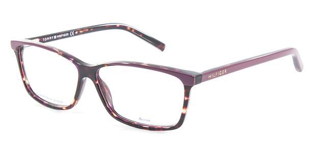 Óculos de Grau Tommy Hilfiger TH1123 Tartaruga Roxo - Óptica ... 66caa9a23e