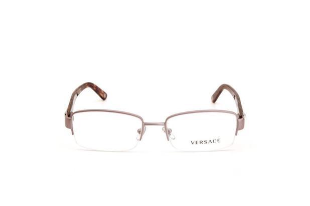 218dd9b10 Óculos de Grau Versace Metal Feminino Rosa - Óculos Feminino ...