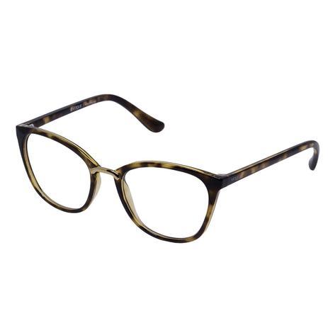 Óculos de Grau Vogue Feminino VO5121-L CW656 - Acetato Tartaruga ... 99edb3e2eb
