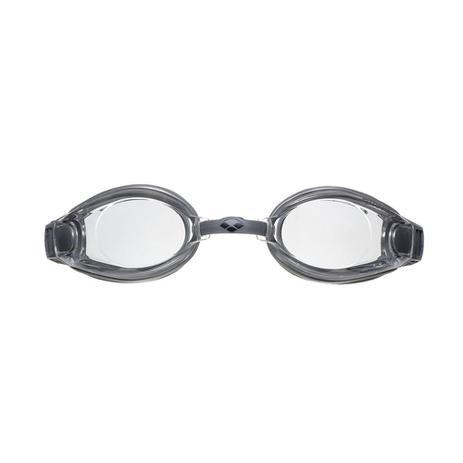 72db40035038e Óculos De Natação Adulto Zoom X-Fit Cinza Lente Transparente Arena ...