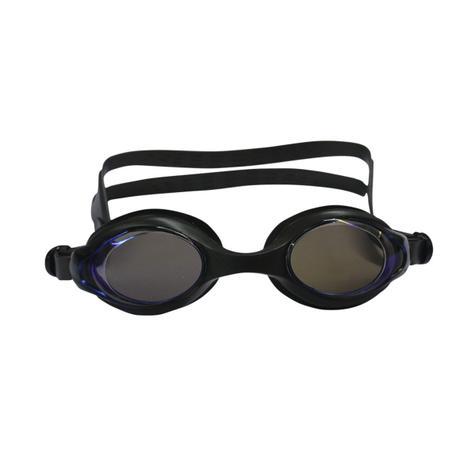 19939605b975e Óculos de Natação Astro Adulto com Lente Policarbonato Espelhada Preto -  Nautika 500250