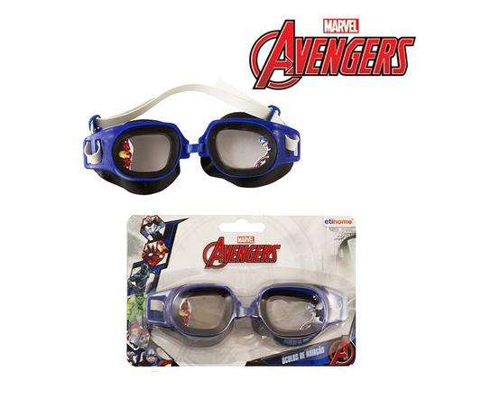Óculos de natação infantil avengers   vingadores - Etihome - Óculos ... 2e410da9d4