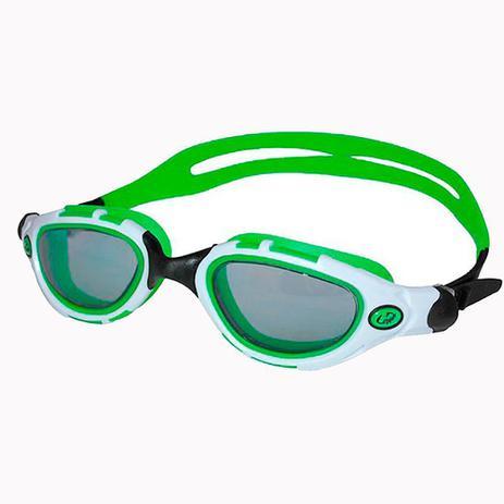 Óculos de Natação Liquid Branco e Verde Hammerhead - Óculos de ... 2b4eeb2646